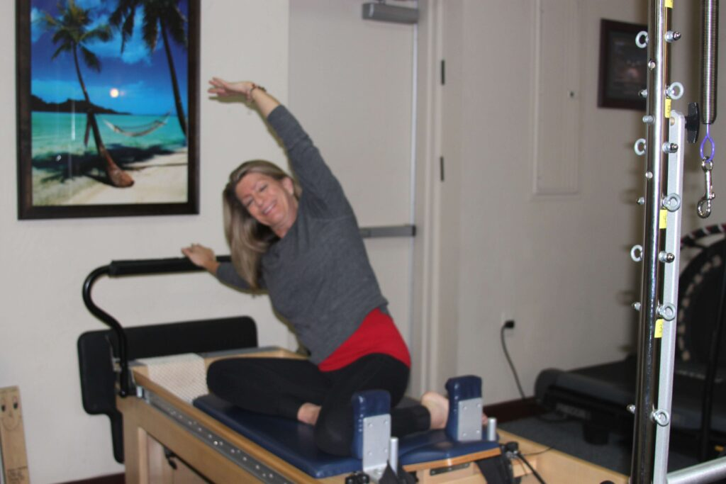 pilates courcier clinic